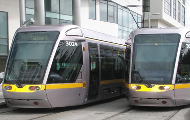 Dublin Metro West – Rail – Faithful & Gould